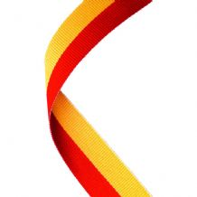 RED/YELLOW RIBBON TWO COLOUR